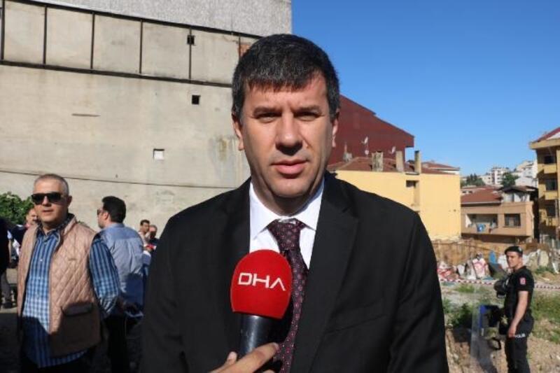 Kadıköy Belediye Başkanından Fikirtepe'deki yangınla ilgili açıklama