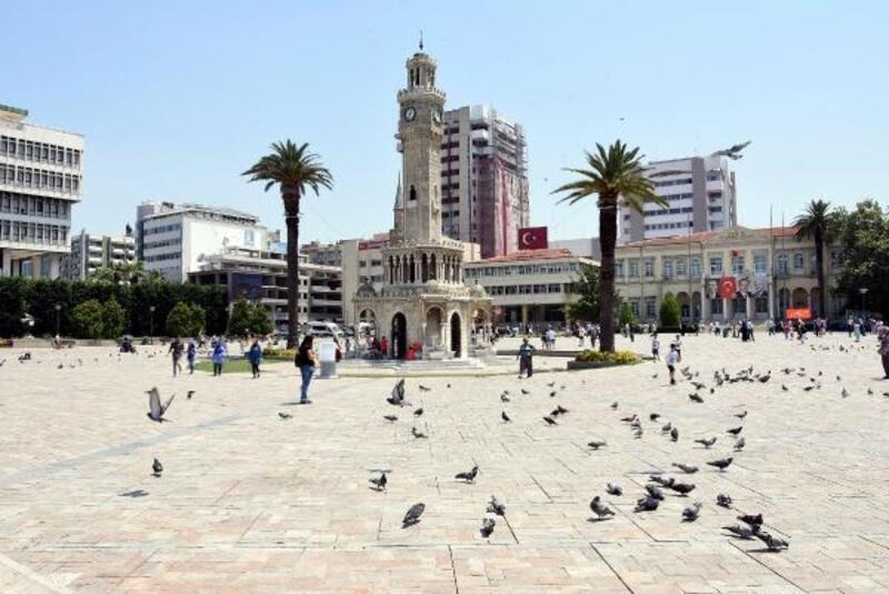 İzmir'de hava sıcaklığı 37 dereceyi geçecek