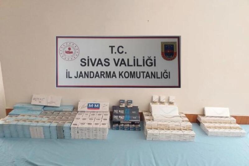 Jandarmadan uyuşturucu ve kaçakçılık operasyonları