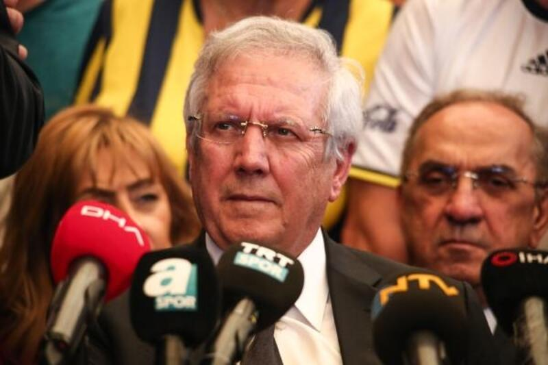 Aziz Yıldırım: Bir daha Fenerbahçe Kulübü'nde görev almayacağım