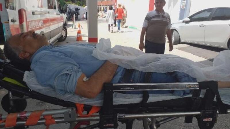 'Kira' tartışmasında iş yeri sahibini tabancayla yaraladı
