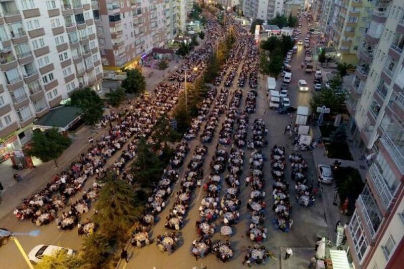 Konya'da bu yıl ramazanda 10 milyon lira tasarruf sağlandı