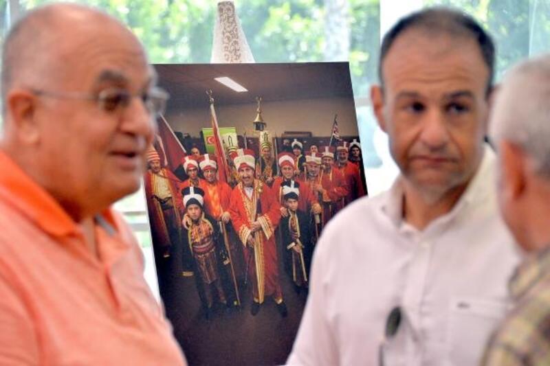 Avustralya'daki Türklerin yaşamı Mersin'deki fotoğraf sergisinde