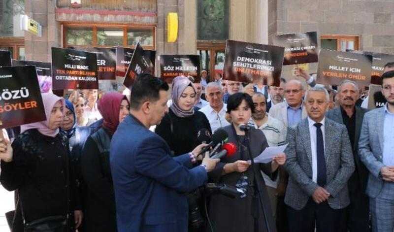 Afyonkarahisar'da 27 Mayıs açıklaması