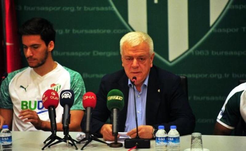 Bursaspor Başkanı Ay'a soruşturma