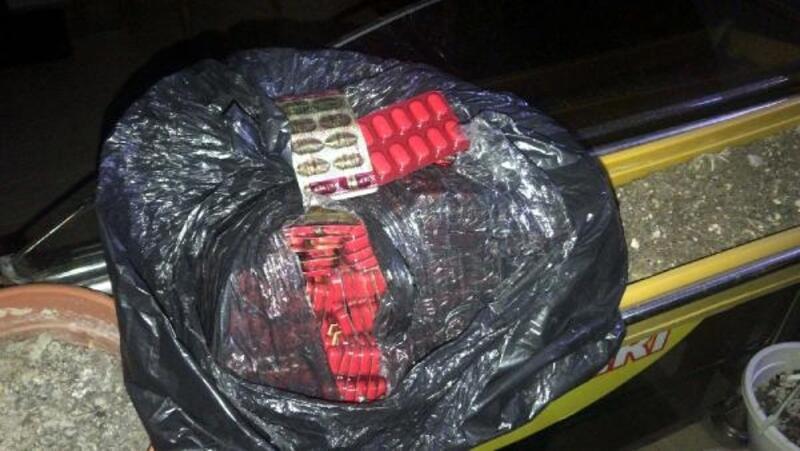 Ankara'da 'kaçak ilaç' operasyonu: 3 bin ilaç ele geçirildi