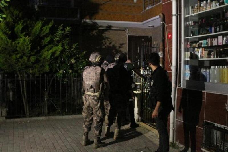 İstanbul'da uyusturucu operasyonu: 80 gözaltı
