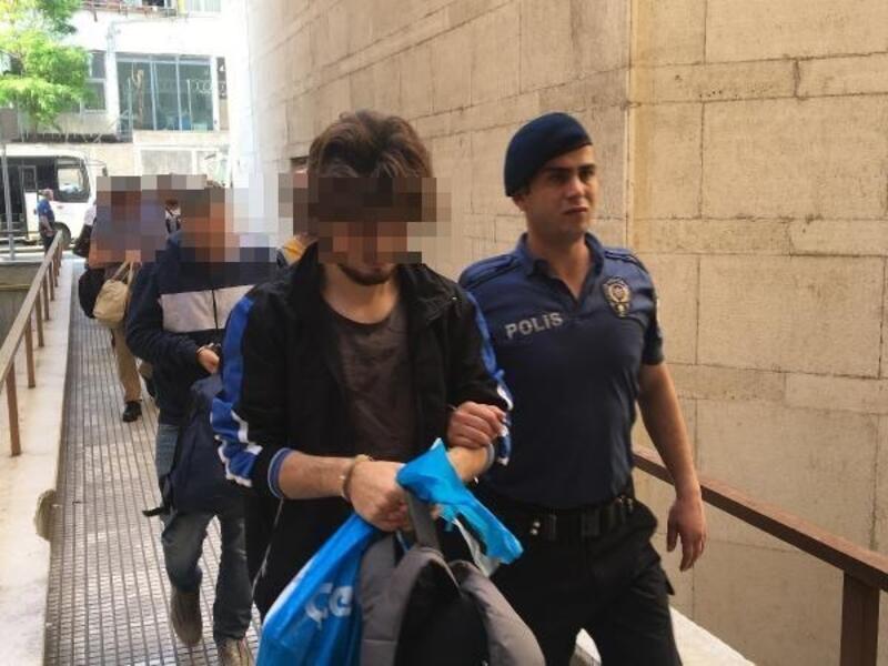 Bursa'da 17 FETÖ şüphelisi tutuklandı