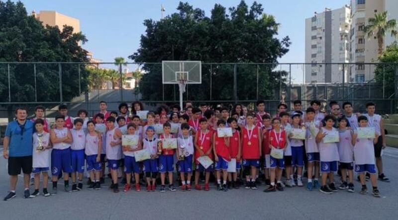 Muratpaşa'dan sokak basketbolu turnuvası