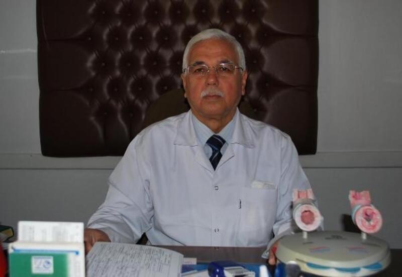 Kamyonetin çarptığı emekli doktor öldü