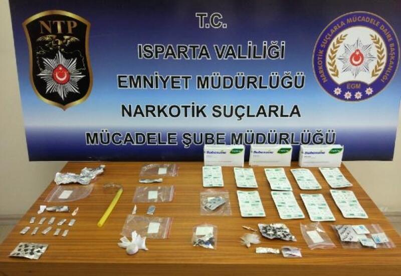 Uyuşturucu operasyonuna 5 gözaltı