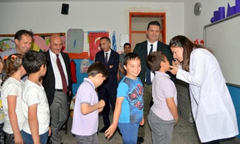 Eskişehir'de 10 bin öğrenci göz taramasından geçirildi