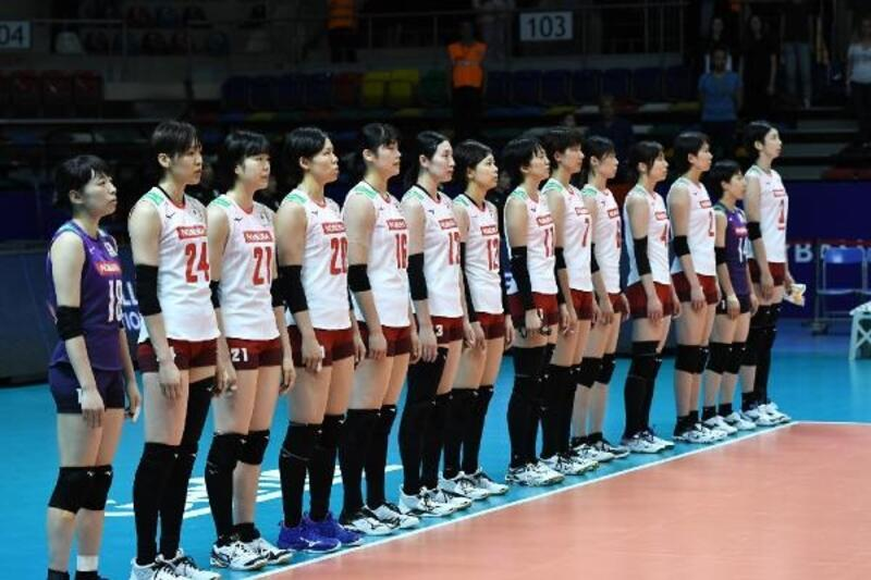 Türkiye - Japonya: 0-3