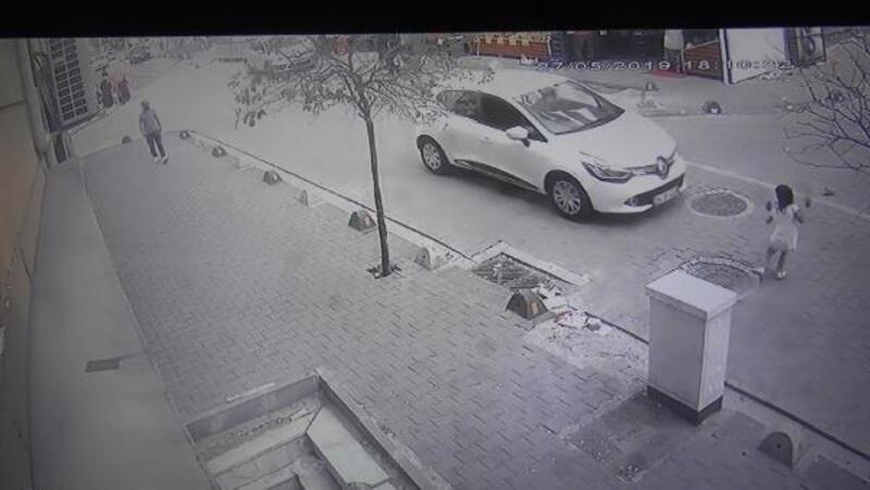 Küçük Zeynep'e çarpan vicdansız sürücü kayıplara karıştı