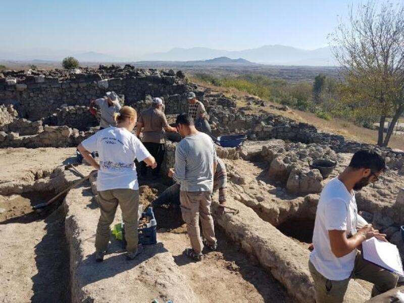Tatarlı Höyük kazılarının 2019 yılı çalışmaları başladı