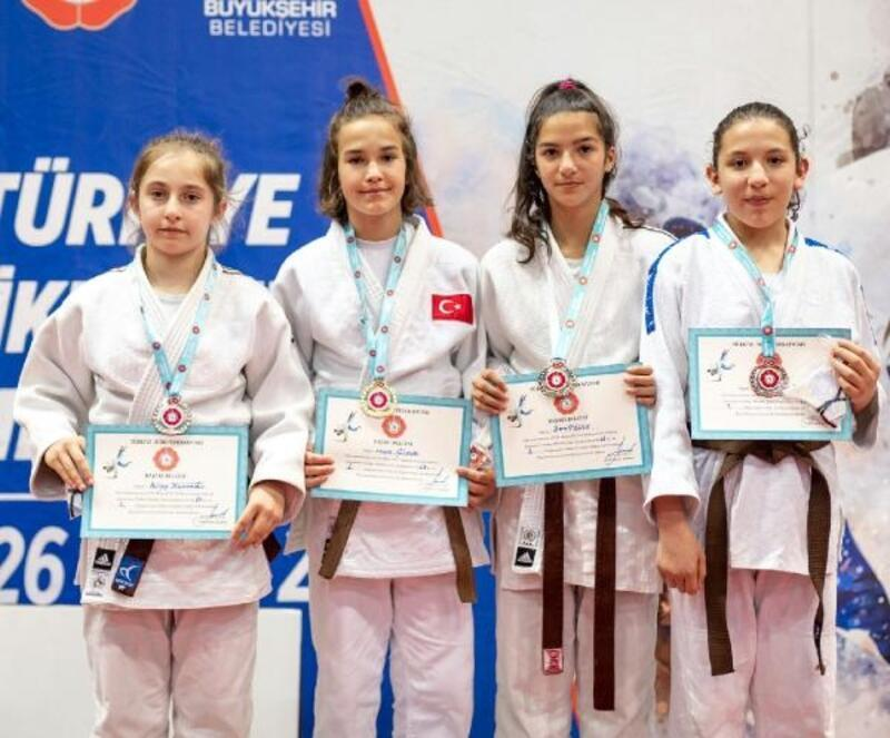 Osmangazili genç judocudan bronz madalya