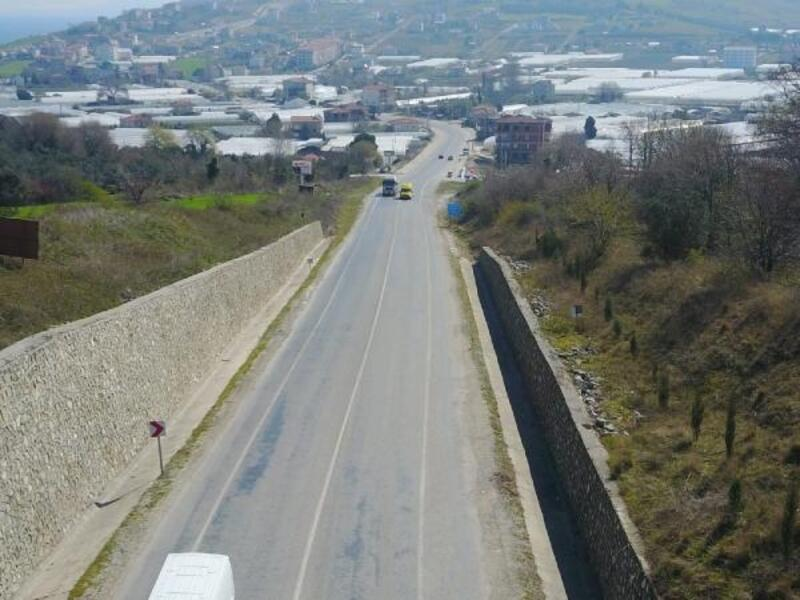 Yalova'da jandarma drone ile trafikte denetim gerçekleştirecek