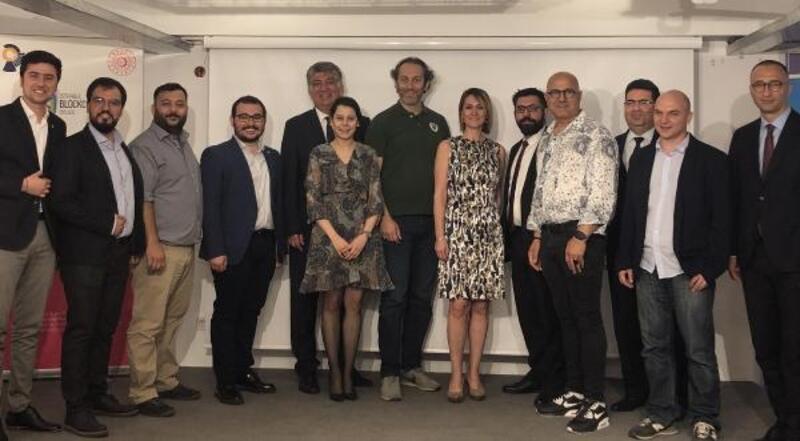 """""""İstanbul Blockchain Projesi""""nin hedefi teknoloji pazarın büyümesi"""