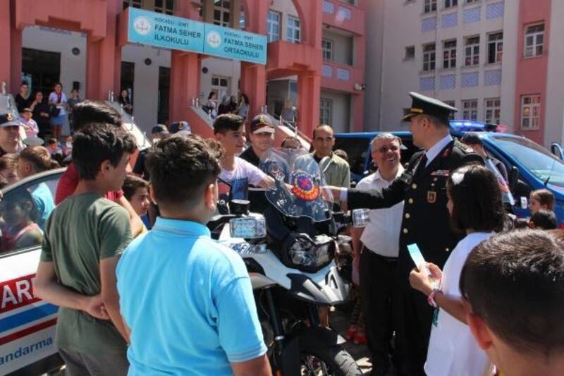 Jandarma, eğitim döneminde 3 bin 650 uygulama yaptı