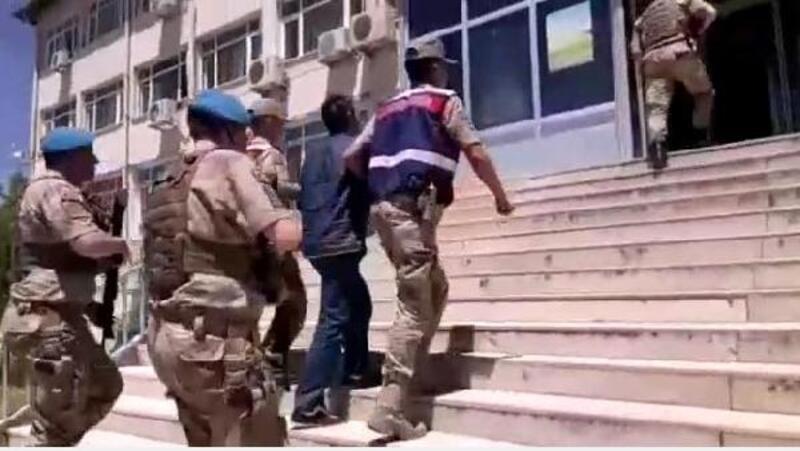 PKK adına komite kuran terörist yakalandı