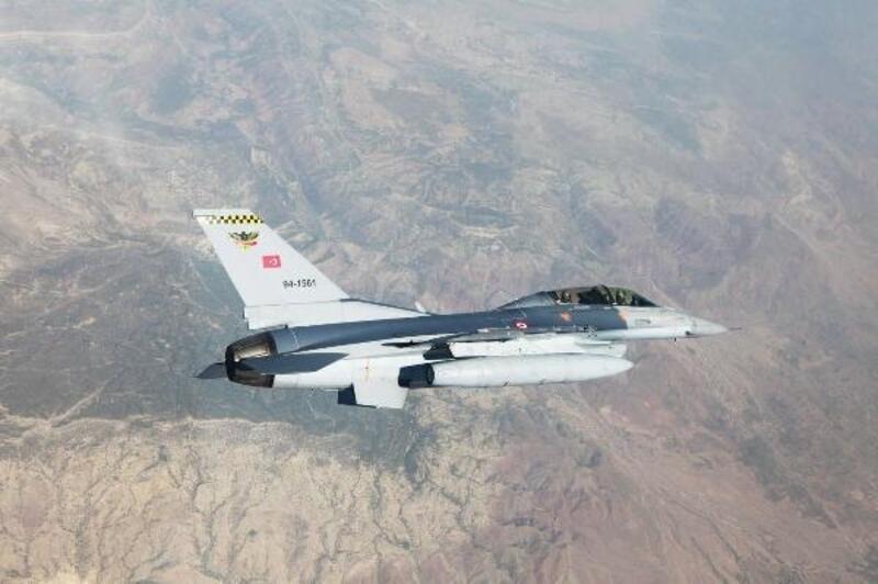 Irak kuzeyine hava harekâtı