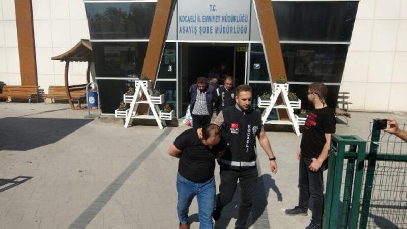 Kocaeli'de fuhuş çetesine operasyon: 25 gözaltı