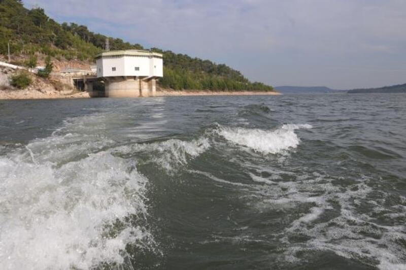 İzmir'deki barajların doluluk oranları arttı