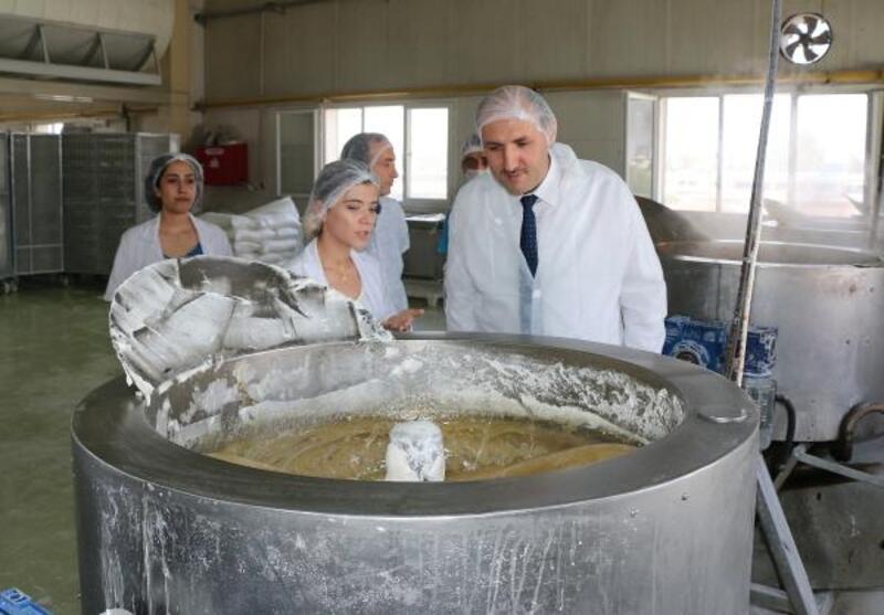 Adana İl Tarım ve Orman Müdürlüğü'ne bağlı ekipler gıda denetimlerini sürdürüyor