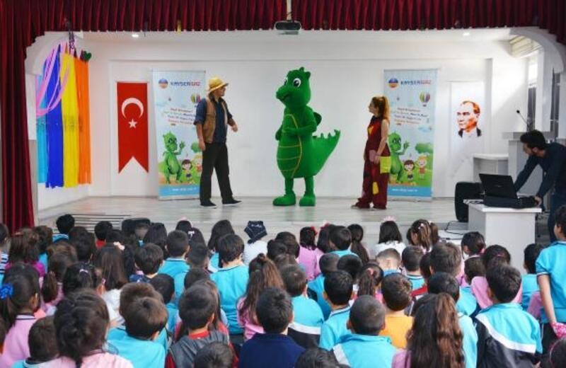 Kayserigaz, Çevre Günü'nü çocuklarla kutladı