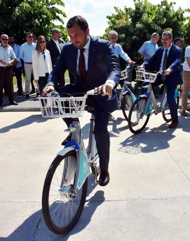 Akıllı bisikletler, Namık Kemal Üniversitesi'nde hizmete başladı