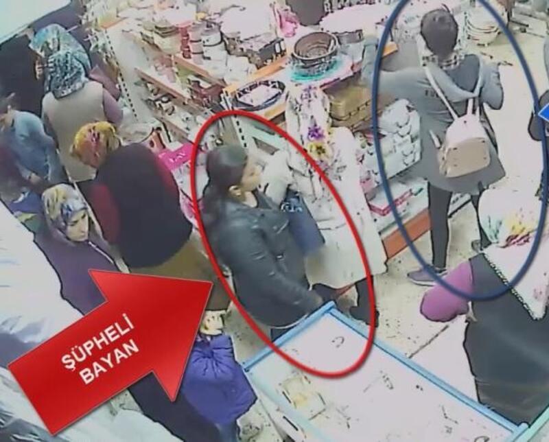 Yankesici kadınlar, polis tarafından yakalandı