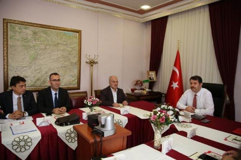Sivas'ta 'Marka Kent Dijital Pazarlaması' toplantısı