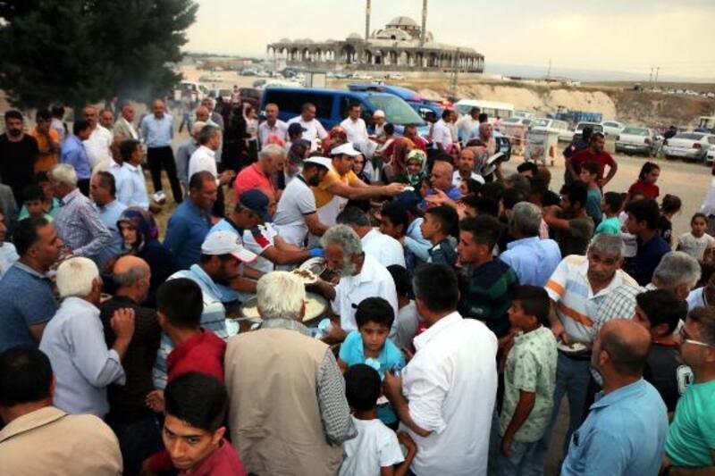 TOGEM-DER'den Adıyaman'da bin kişilik iftar yemeği
