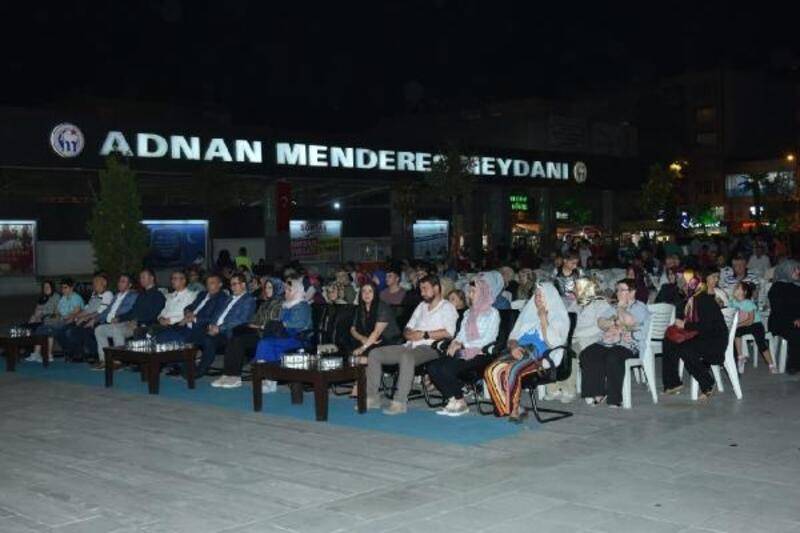 Mustafakemalpaşa Belediyesi'nden Kadir Gecesi'ne özel program