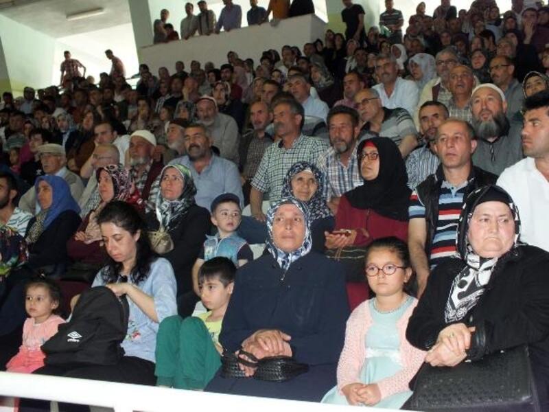 Yozgat'ta TOKİ konutlarının hak sahipleri kura ile belirlendi