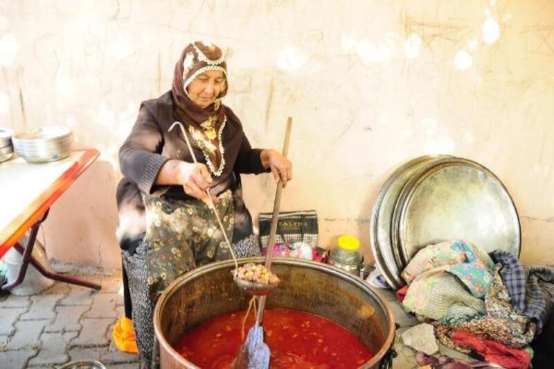 Nevşehir'de 200 yıllık 'Yahni' geleneği sürdürülüyor