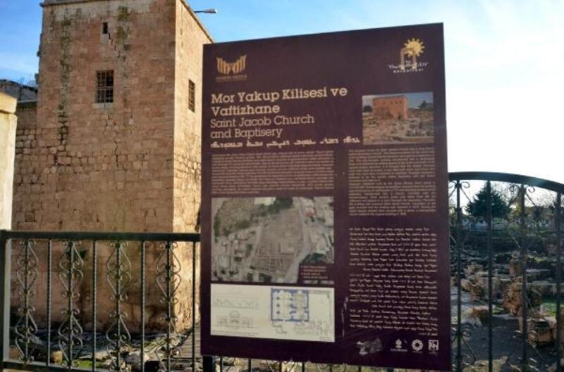 İki dini aynı avluda buluşturan tarihi alan, Dünya Mirası'nın kıyısında
