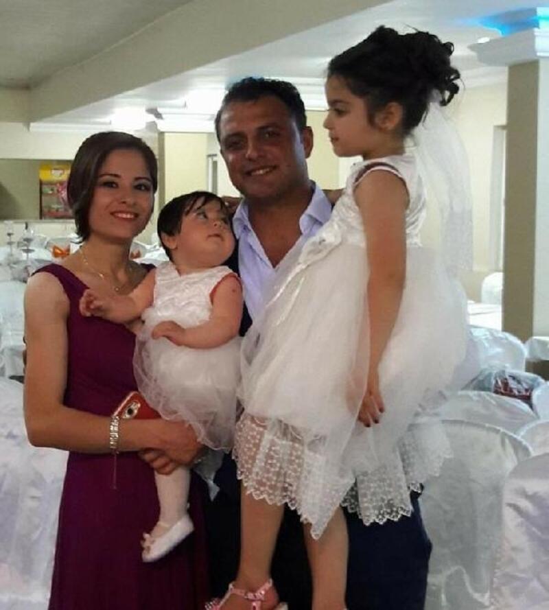 2 yaşındaki Nihan, balkondan düşüp yaralandı