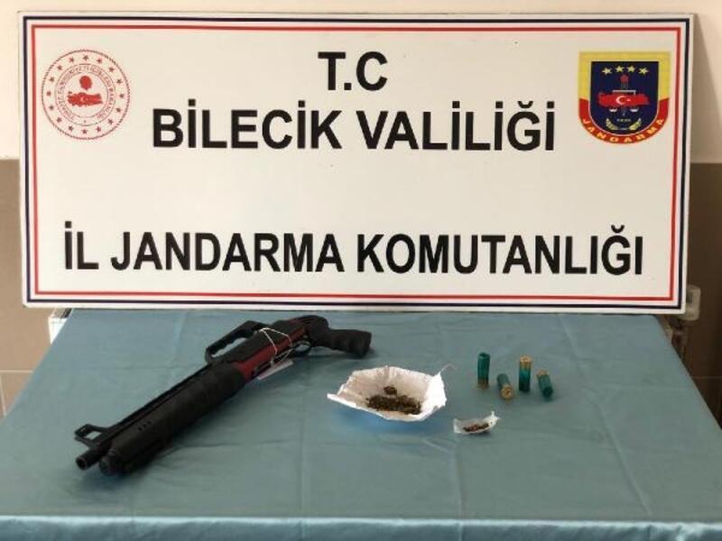 Bilecik'te uyuşturucu operasyonu: 6 gözaltı