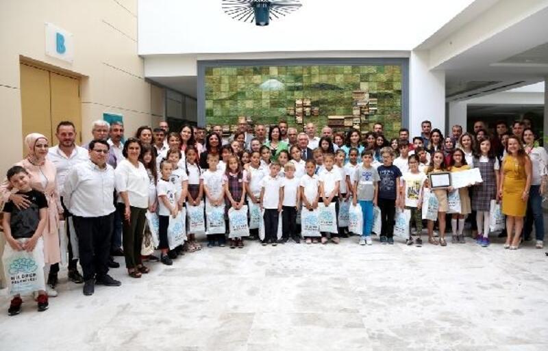 Nilüfer Belediye'si çevre dostlarını ödüllendirdi