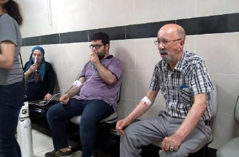 Avcılar'da binada yapılan haşere ilaçlamasında 6 kişi zehirlendi