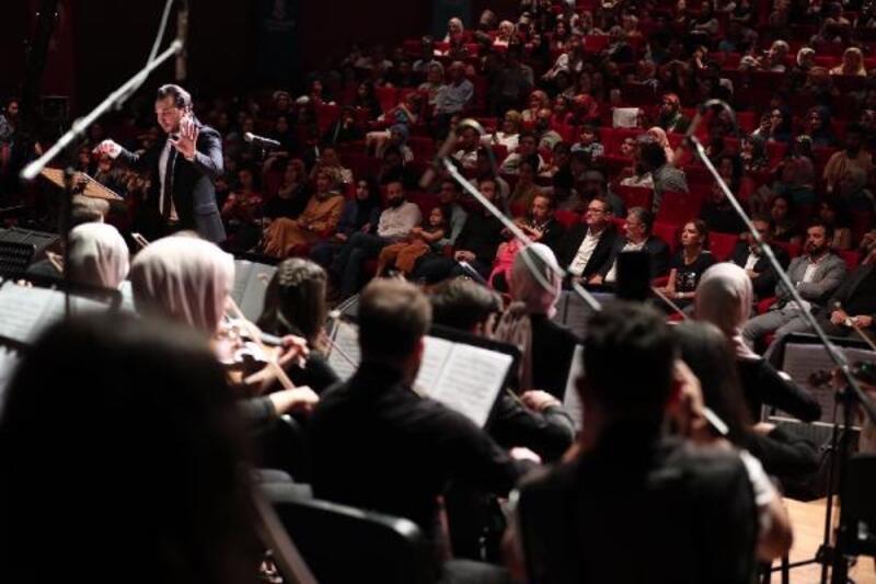 Başakşehir Müzik Akademisi'nden müzik ziyafeti