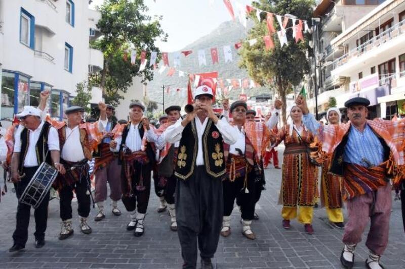 Kaş'ta festival heyecanı başlıyor