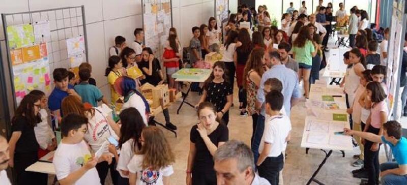 Gençler, küresel sorunlara çözüm üretiyor