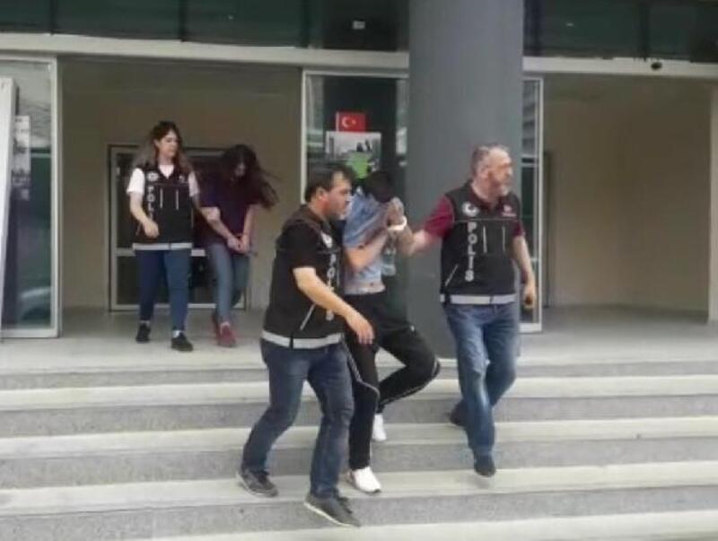 Bursa'da uyuşturucu operasyonu: 7 gözaltı