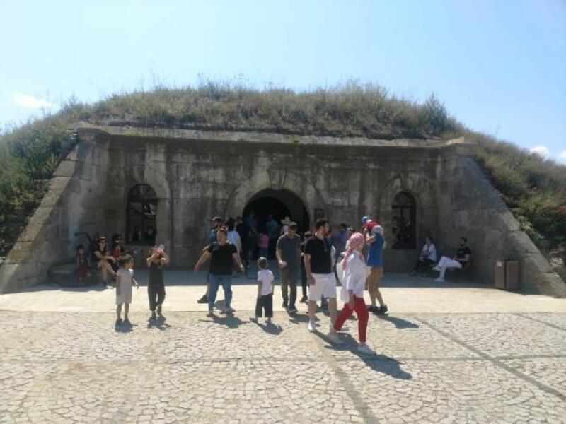 Tarihi Gelibolu Yarımadası'ndaki müzelere ziyaretçi akını