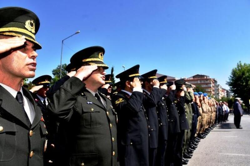 Jandarmanın 180'inci kuruluş yıl dönümü Malatya'da kutlandı