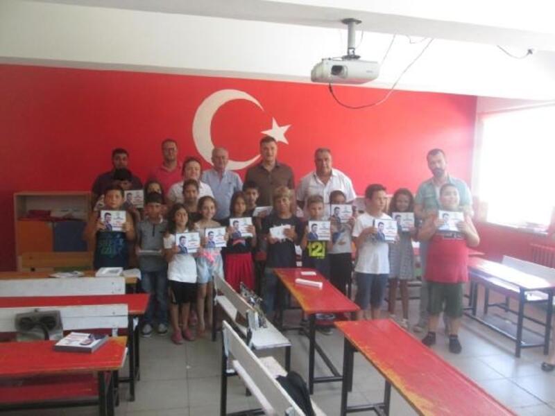 Erdek Belediyesi'nden öğrencilere tablet