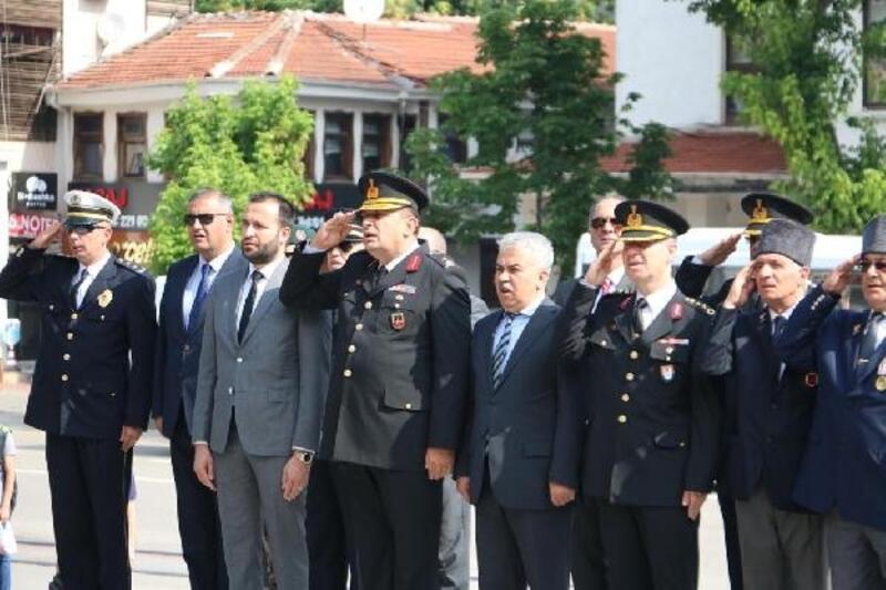 Bursa'da Jandarma teşkilatının 180. yıl dönümü coşkuyla kutlandı