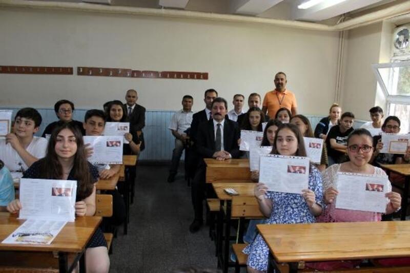 Çanakkale'de 76bin 469öğrenci karne aldı